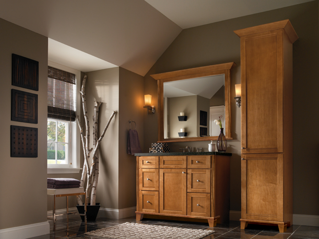 Curved lines and tapered feet create a transitional, soft modern feel.