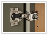 Whisper Touch Door Hinge