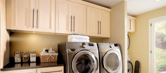 Laundry and Craft Room