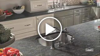 KraftMaid Countertops Video