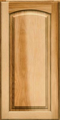Marquette Roman - Full (PWH1) Hickory in Natural - Wall