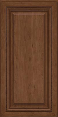 Square Raised Panel - Solid (ALC1) Cherry in Hazel - Wall