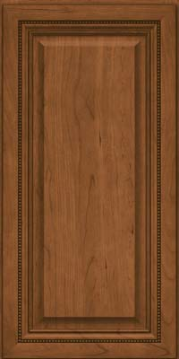 Square Raised Panel - Solid (ALC) Cherry in Rye - Wall