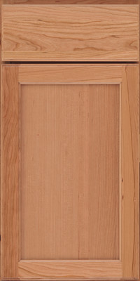 Square Recessed Panel - Veneer (AC9C) Cherry in Natural - Base