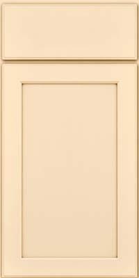 Square Recessed Panel - Veneer (AC9M) Maple in Biscotti w/Cocoa Glaze - Base