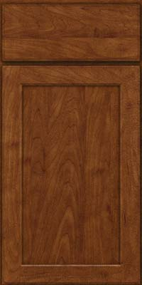 Square Recessed Panel - Veneer (AC9M) Maple in Cognac - Base