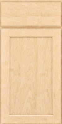 Square Recessed Panel - Veneer (AC9M) Maple in Natural - Base