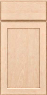 Square Recessed Panel - Veneer (AC9M) Maple in Parchment - Base