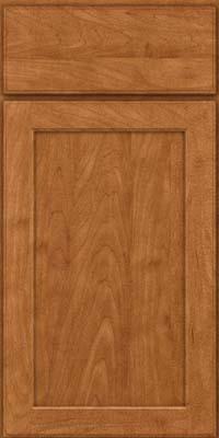 Square Recessed Panel - Veneer (AC9M) Maple in Praline - Base