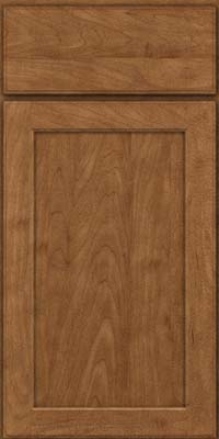 Square Recessed Panel - Veneer (AC9M) Maple in Rye - Base