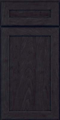 Square Recessed Panel - Veneer (AC9M) Maple in Slate - Base