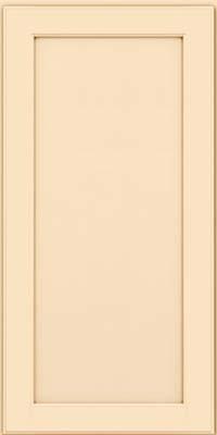 Square Recessed Panel - Veneer (AC9M) Maple in Biscotti w/Cocoa Glaze - Wall