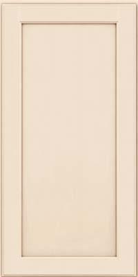 Square Recessed Panel - Veneer (AC9M) Maple in Canvas w/Cocoa Glaze - Wall