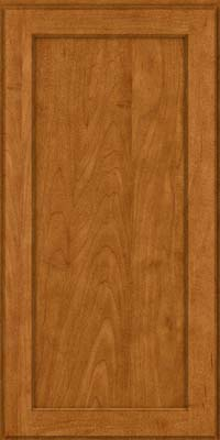 Square Recessed Panel - Veneer (AC9M) Maple in Golden Lager - Wall
