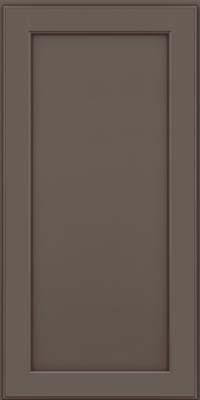 Square Recessed Panel - Veneer (AC9M) Maple in Greyloft w/ Sable Glaze - Wall
