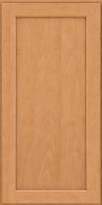 Square Recessed Panel - Veneer (AC9M) Maple in Honey Spice - Wall