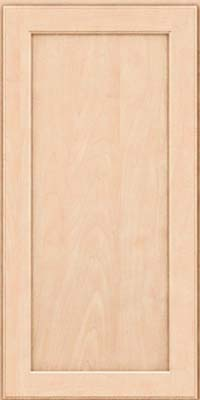 Square Recessed Panel - Veneer (AC9M) Maple in Parchment - Wall