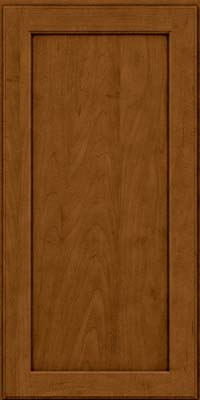 Square Recessed Panel - Veneer (AC9M) Maple in Rye w/Sable Glaze - Wall