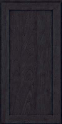 Square Recessed Panel - Veneer (AC9M) Maple in Slate - Wall