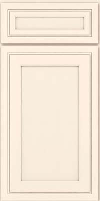 Square Recessed Panel - Veneer (ASMD) Maple in Canvas - Base