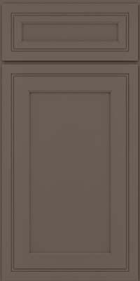 Square Recessed Panel - Veneer (ASMD) Maple in Greyloft - Base