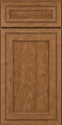 Square Recessed Panel - Veneer (ASMD) Maple in Rye - Base