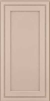 Square Recessed Panel - Veneer (ASMD1) Maple in Chai - Wall