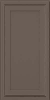 Square Recessed Panel - Veneer (ASMD) Maple in Greyloft - Wall