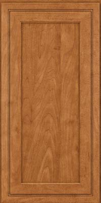 Square Recessed Panel - Veneer (ASMD) Maple in Praline - Wall