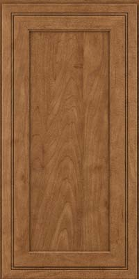 Square Recessed Panel - Veneer (ASMD) Maple in Rye - Wall