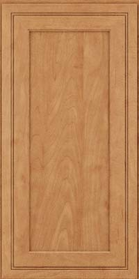 Square Recessed Panel - Veneer (ASMD) Maple in Toffee - Wall