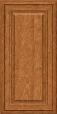 Square Raised Panel - Solid (BLM) Maple in Praline - Wall