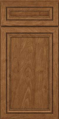 Square Recessed Panel - Veneer (CTM) Maple in Rye - Base
