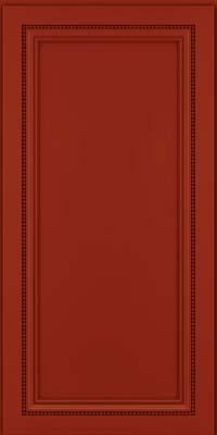 Square Recessed Panel - Veneer (CTM) Maple in Cardinal - Wall