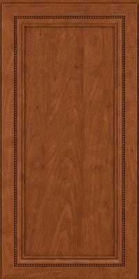 Square Recessed Panel - Veneer (CTM) Maple in Chestnut - Wall