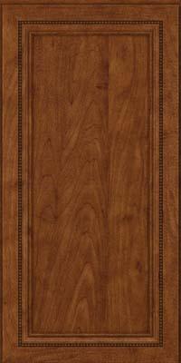 Square Recessed Panel - Veneer (CTM) Maple in Cognac - Wall