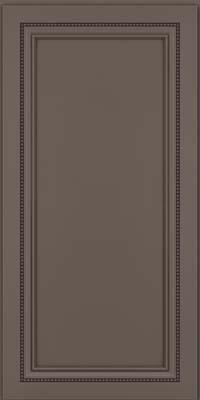 Square Recessed Panel - Veneer (CTM) Maple in Greyloft w/ Sable Glaze - Wall