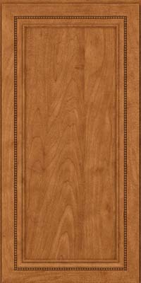 Square Recessed Panel - Veneer (CTM) Maple in Praline - Wall