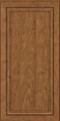 Square Recessed Panel - Veneer (CTM) Maple in Rye - Wall