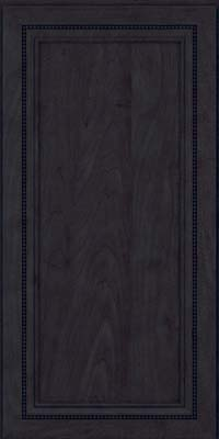 Square Recessed Panel - Veneer (CTM) Maple in Slate - Wall