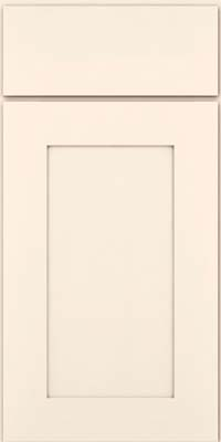Square Recessed Panel - Solid (DRHM) Maple in Canvas - Base