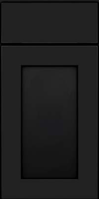 Square Recessed Panel - Solid (DRHM) Maple in Onyx - Base