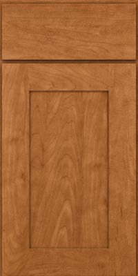 Square Recessed Panel - Solid (DRHM) Maple in Praline - Base