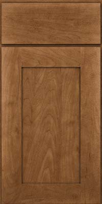 Square Recessed Panel - Solid (DRHM) Maple in Rye - Base