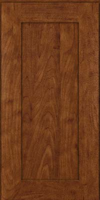 Square Recessed Panel - Solid (DRHM) Maple in Cognac - Wall