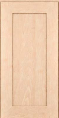 Square Recessed Panel - Solid (DRHM) Maple in Parchment - Wall
