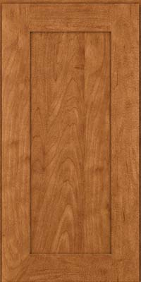Square Recessed Panel - Solid (DRHM) Maple in Praline - Wall