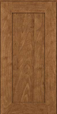 Square Recessed Panel - Solid (DRHM) Maple in Rye - Wall