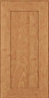 Square Recessed Panel - Solid (DRHM) Maple in Toffee - Wall