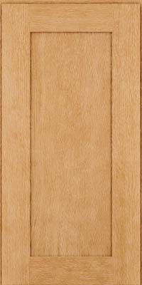 Hayward (AB2O4) Quartersawn Oak in Natural - Wall